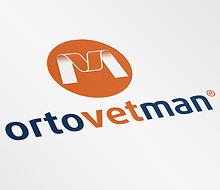 Identidad corporativa Ortovetman